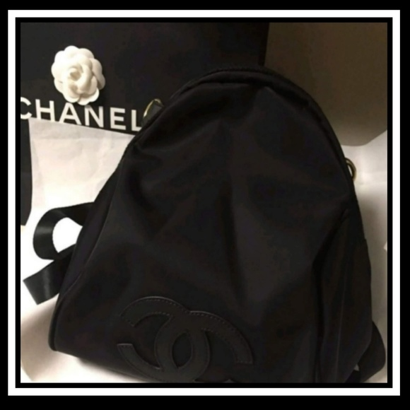 1c905bc2a3f228 CHANEL Bags | New Canvas Backpack | Poshmark